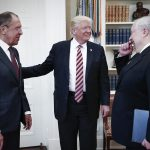 President Trump decides to meet Russia's Lavrov at the White House