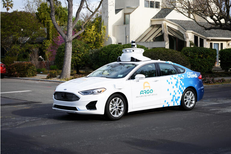 Ford Joins Hands With Startup Argo AI, Lyft To Offer Autonomous Vehicles By The End Of The Year