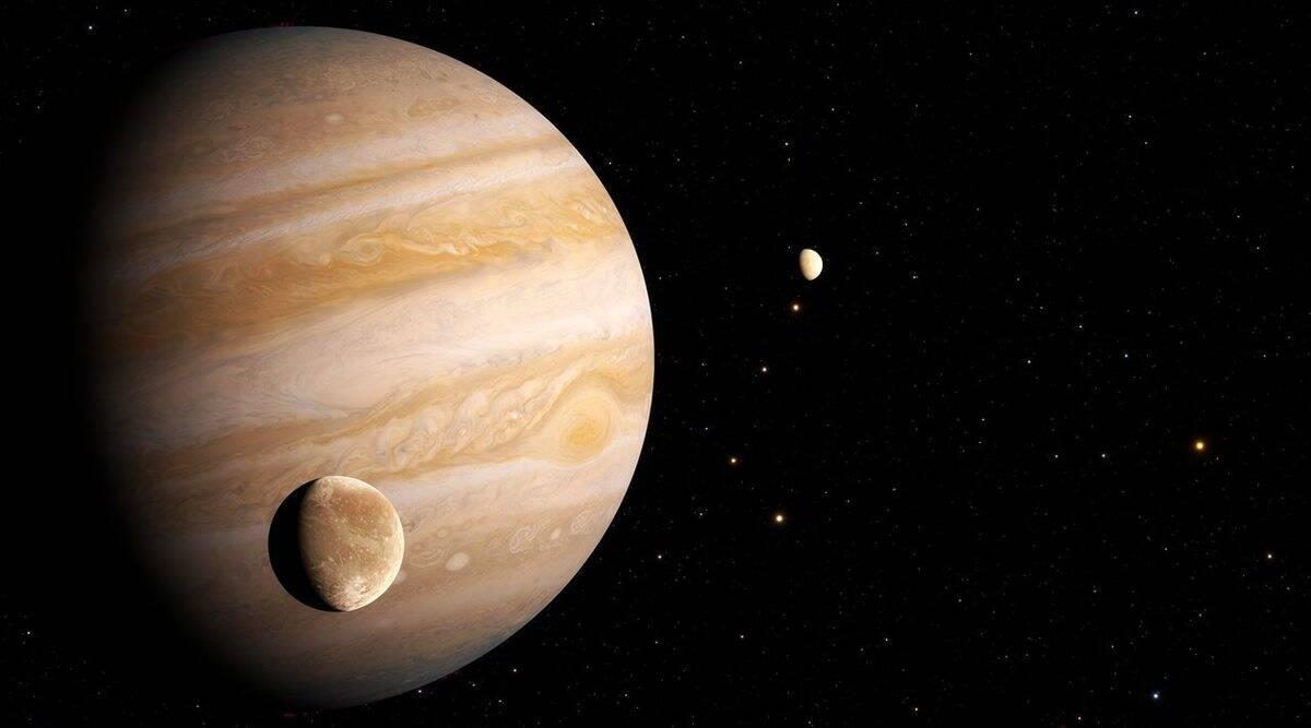 Scientists Find Evidence Of Water Vapor In Jupiter Moon Ganymede, Formed By Ice Sublimation