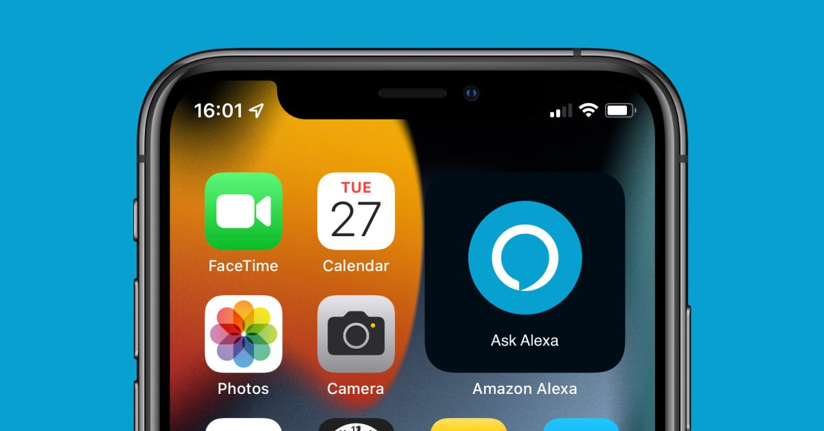 Amazon Adds Ask Alexa Widget To Alexa App For iOS Home Screen, Allows Users Talks To Virtual Assistant In One Click