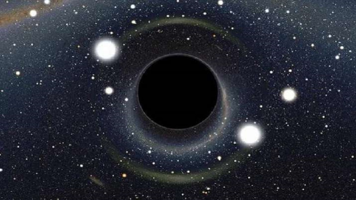 Scientists Discover Light First Time From Behind A Black Hole Of Galaxy Located 800 Million Light-Years Away
