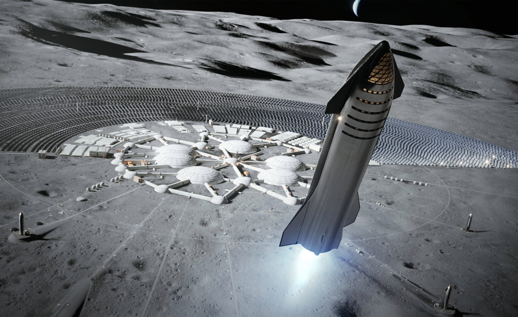 Starship Human Lander Can Land Humans On Moon Even Before 2024, Says SpaceX Founder Elon Musk