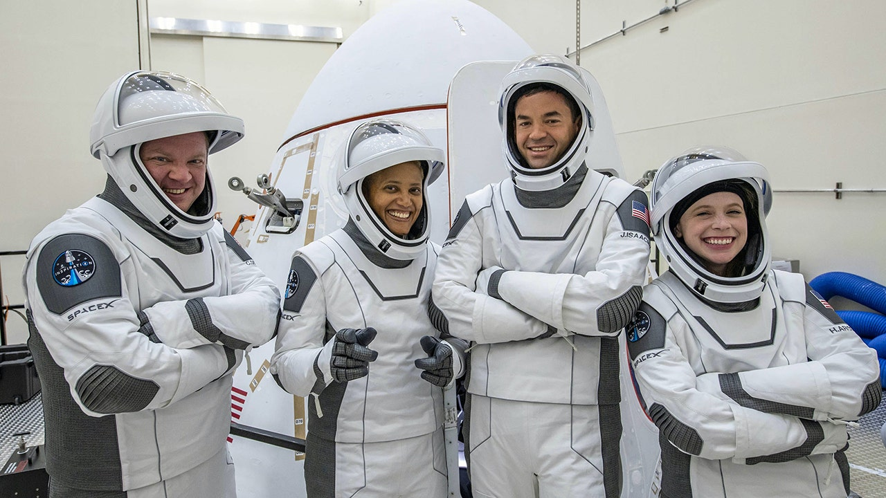 SpaceX's Crew-3 Mission To ISS Set For Launch With Four Astronauts On Halloween Weekend